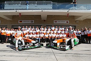 Formula 1 Preview Force India gets ready for the final round of the 2013