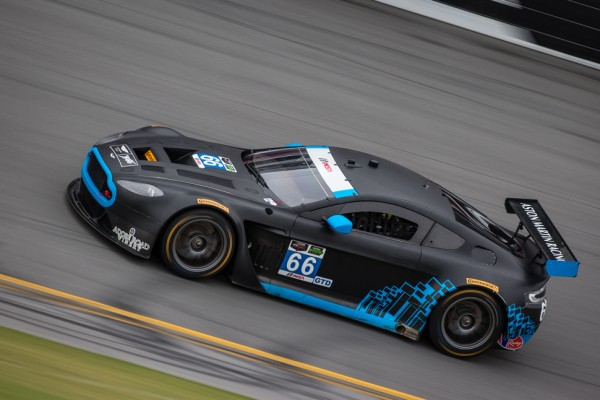 TRG-AMR to contest GTD class with two Vantage GT3s