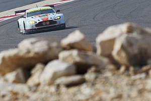 Aston Martin denied world championship title in Bahrain