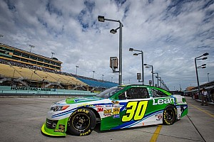 NASCAR Sprint Cup Breaking news Swan Racing expands to two teams with drivers Whitt, Kligerman