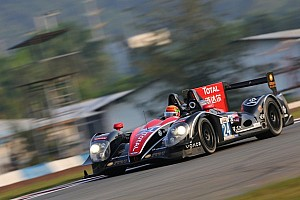 Asian Le Mans Practice report 3 Hours of Sepang: Free Practice 1 on a very warm day in Malaysia