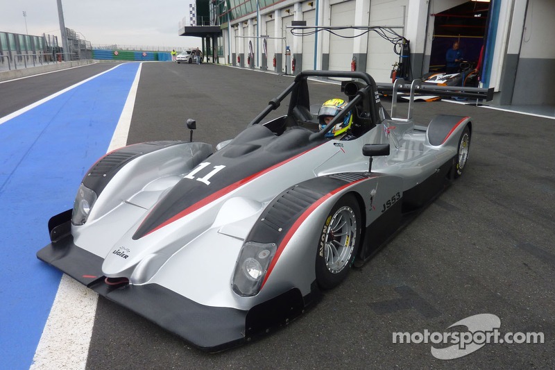 Ligier with Onroak Automotive in endurance