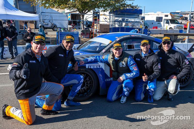 Rotek Racing Audi TT RS Wins USAF 25 Hours of Thunderhill