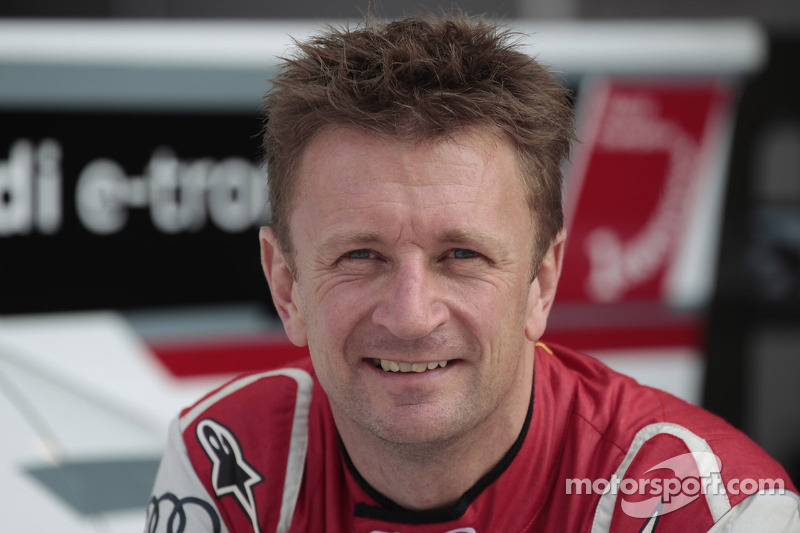 Audi's McNish remembered by the German marque