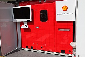 New Shell fuel and lubricant for the Ferrari 2014 engine