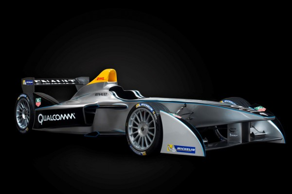 Formula E car to make public debut in Las Vegas