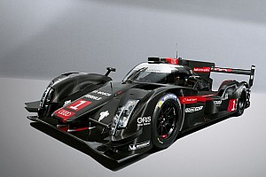 2014 Audi R18 e-tron Quattro: Footage before official launch - video