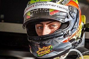IMSA Breaking news Dion von Moltke returns to Flying Lizards for full 2014 TUDOR Championship