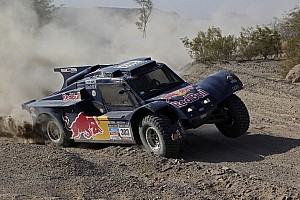 Dakar Testing report The Despres disaster and the Sainz show