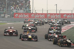 Formula 1 Breaking news Law change paves road for India GP return