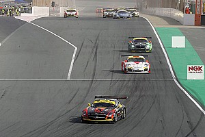 Endurance Race report Tenacious Al Qubaisi keeps team Abu Dhabi on course for Dubai hat-trick
