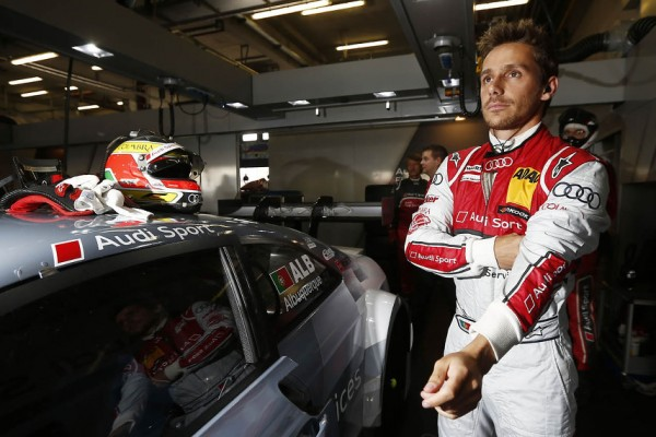 Filipe Albuquerque joins Audi's LMP1 program