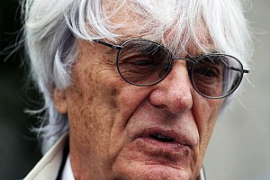 Ecclestone steps down from F1 board