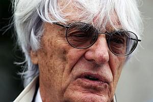 Ecclestone steps down from F1 board