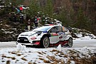 Mixed emotions for M-Sport in Monte