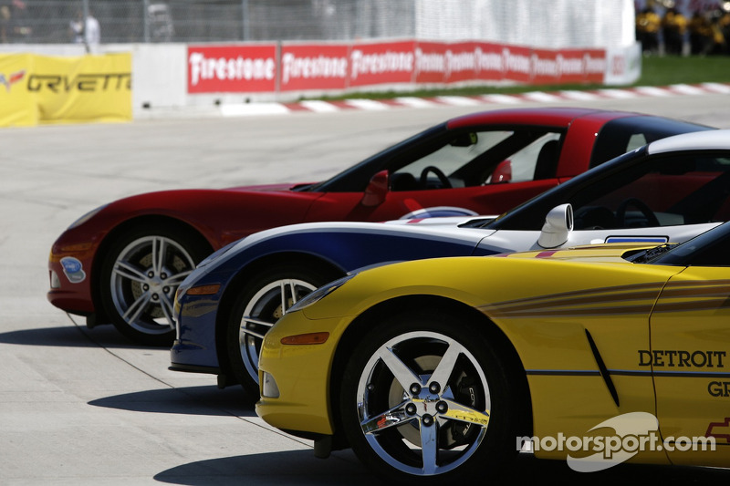 Chevy trucks and Cadillac cars announced as official vehicles for the Grand Prix of St. Petersburg