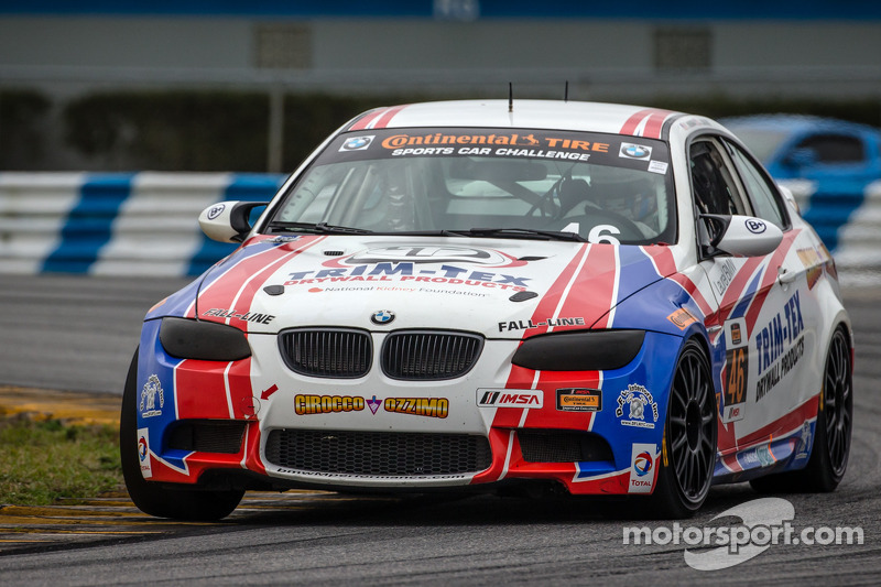 Qualifying effort plagued by red flag for Fall-Line Motorsports CTSCC program at Daytona