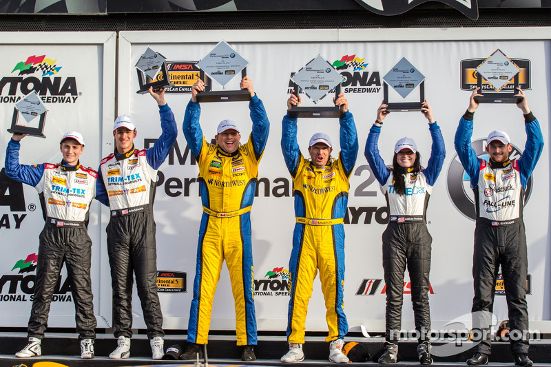 Rolex 24 is first shot, for Tequila Patrὀn North American Endurance Cup