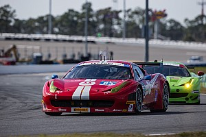 Scuderia Corsa after 9 hours of Rolex 24