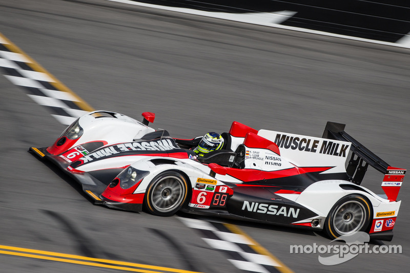 Pickett Racing: Top 5 finish in Rolex 24 at Daytona debut