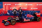 Toro Rosso launches 2014 car in Jerez