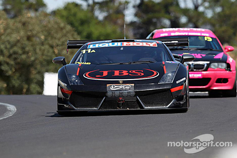Aussie quartet heading for Spa