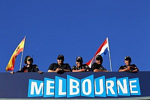 Formula 1 Breaking news Melbourne in 'tough' talks over F1 future