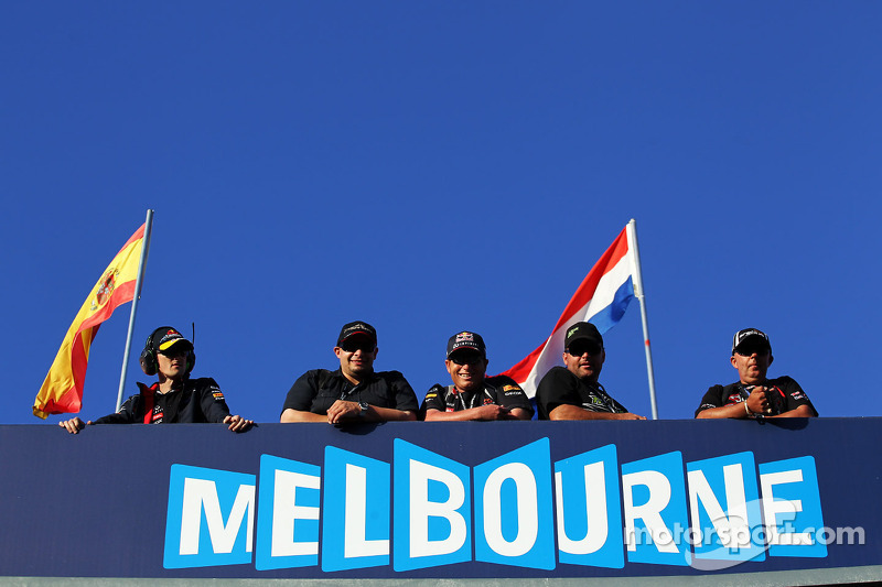 Melbourne in 'tough' talks over F1 future