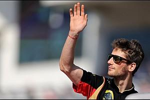 Formula 1 Breaking news Romain Grosjean to take part in the Za Rulem Magazine Race of Stars