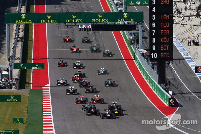 US media companies eye major F1 stake
