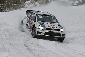 WRC Stage report Latvala on top in Sweden