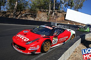 Bathurst 12 Hours: Ferrari wins in final sprint