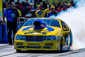NHRA Preview Coughlin, JEGS.com/Mopar team ready for upgraded Phoenix track