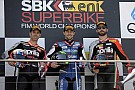 Historic win for Eugene Laverty and Team Voltcom Crescent Suzuki
