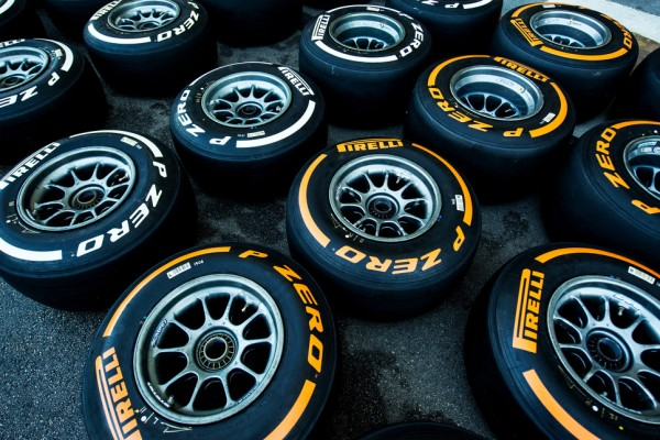 Less Pirelli 'marbles' in 2014 - Hembery