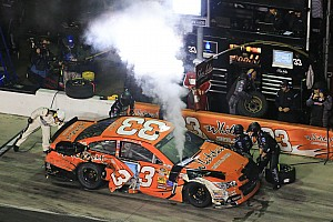 Brian Scott finishes 25th in first Daytona 500 race