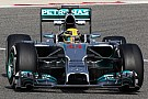 Mercedes finish final pre-season test in P1