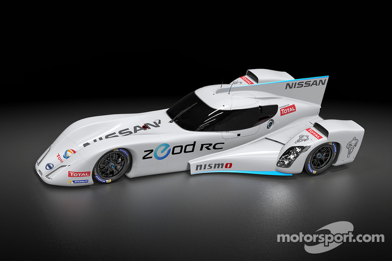 GT Academy winner Reip joins Ordonez in Nissan ZEOD RC driver line up