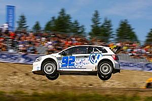 World Rallycross Interview Martin Anayi: