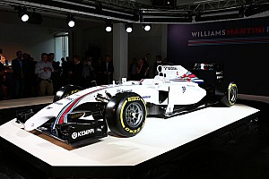 Williams Martini Racing to run the 20th anniversary Ayrton Senna logo