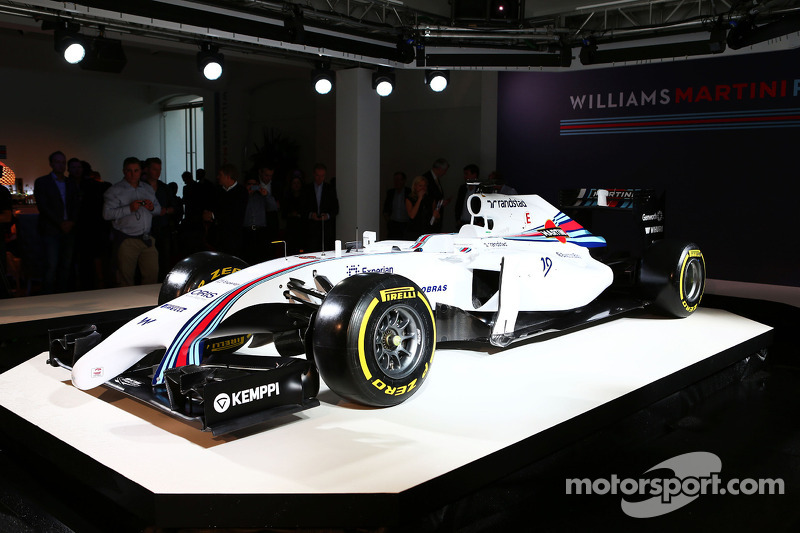 Williams Martini Racing to run the 20th anniversary Ayrton Senna logo