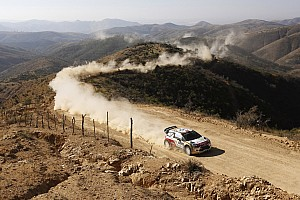 WRC Stage report Mads Østberg grabs second in Mexico
