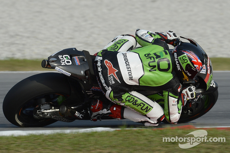 Another step forward for Scott in Qatar
