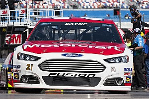 Bayne collects top-10 finish at Las Vegas