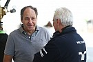 Gerhard Berger injured in skiing fall