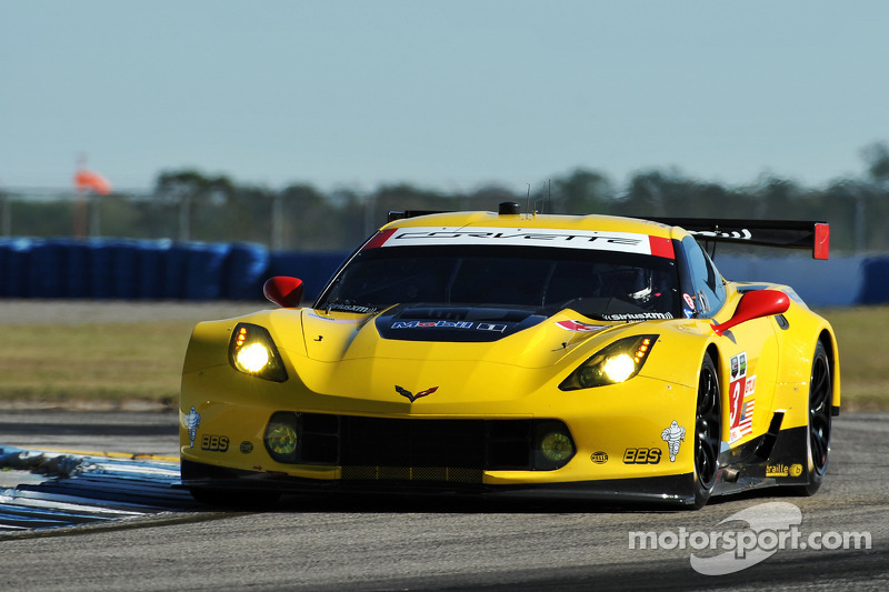 Magnussen ready to bounce back at Sebring with Corvette