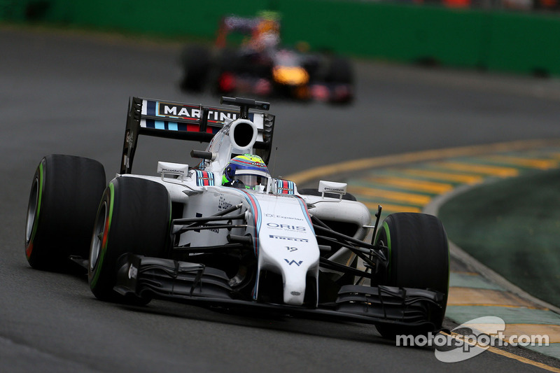 Good qualifying by Williams drivers at Melbourne
