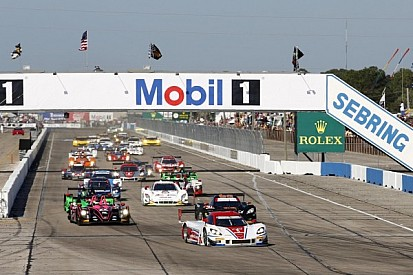 Lots of action, more to come in Sebring