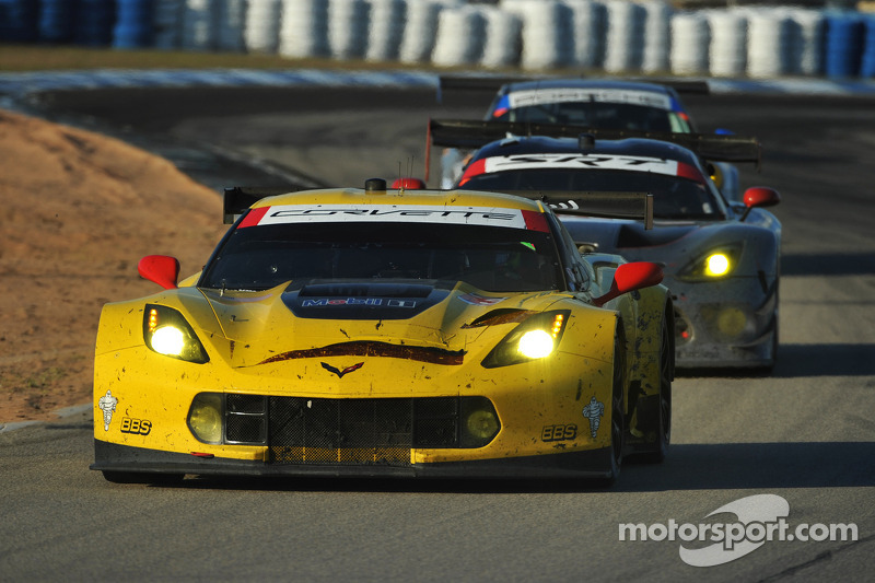 Corvette Racing at Sebring : disappointing end in Florida Classic