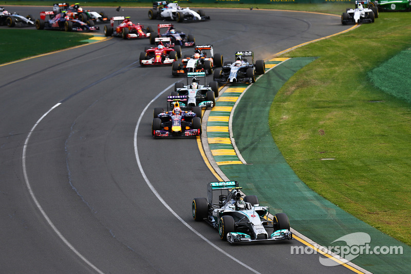 Rivals face struggle to catch Mercedes